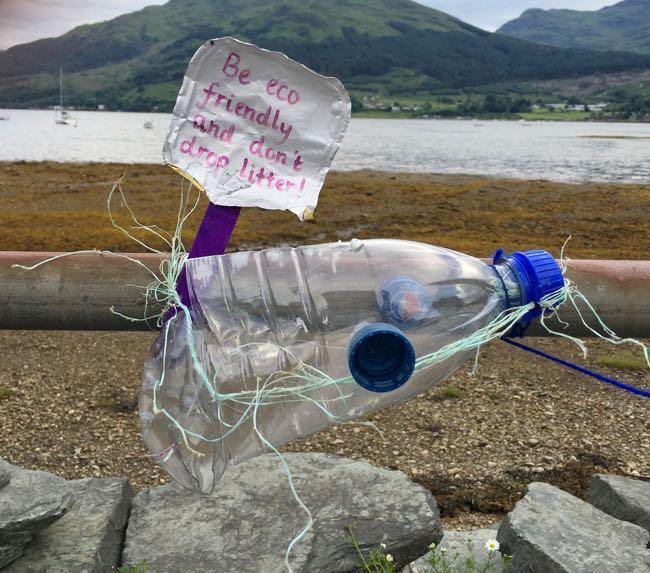 litter-beach